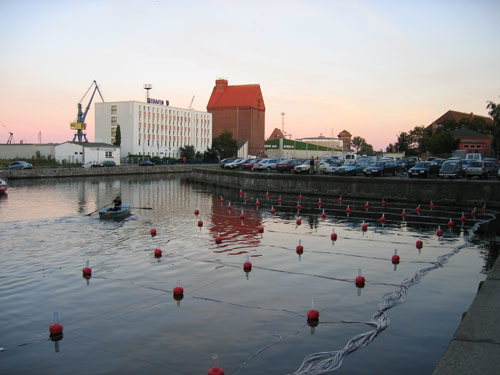 floating islands stralsund